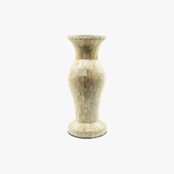 Florero estilo marmol